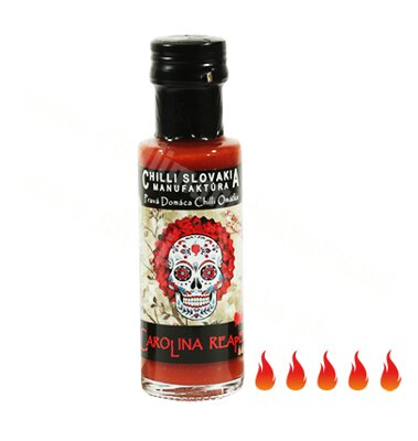 CAROLINA REAPER Chilli Sauce 100ml